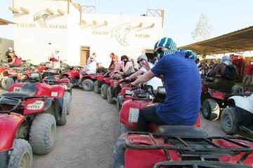 FULL DAY EXTREME SAFARI MOTORS IN HURGHADA