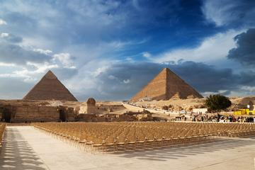 Full-Day Pyramid Complex Egyptian...