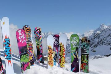 Vail and Beaver Creek Performance Snowboard Rental Including Delivery