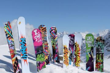Day Trip Telluride Performance Snowboard Rental Including Delivery near Telluride, Colorado