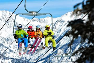 Day Trip North Lake Tahoe Premium Ski Rental Including Delivery near Truckee, California