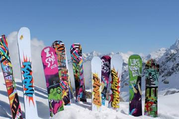 Day Trip North Lake Tahoe Premium Snowboard Rental Including Delivery near Truckee, California