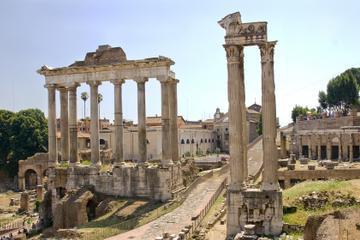 Excursão à tarde pela Roma Imperial
