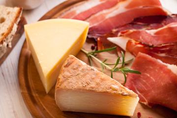 Gastronomisk rundtur till Chianti och Umbrien från Rom