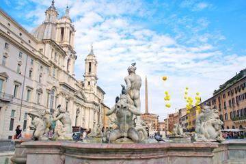 Stadstur i klassiska Rom