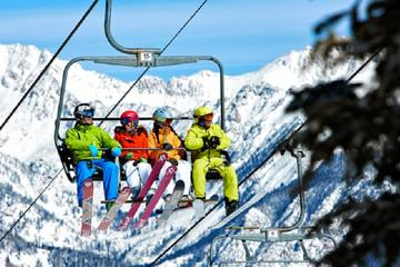 Day Trip Heavenly Performance Snowboard Rental Including Delivery near South Lake Tahoe, California