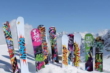 Book Aspen Performance Snowboard Rental Including Delivery on Viator
