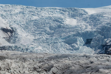 Glacier Adventure From Skaftafell