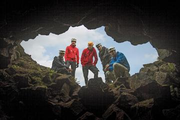 Small-Group Hot Springs and Lava Cave Day Trip from Reykjavik