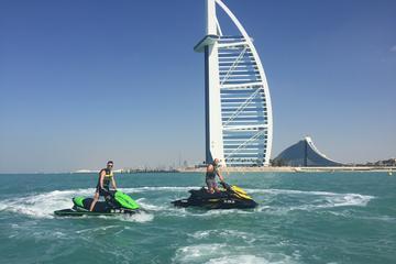 Circuit en jet ski au départ de Dubaï