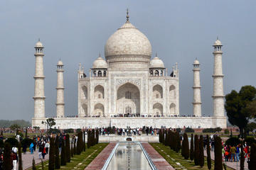 Agra private day Tour from New Delhi