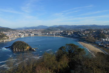 San Sebastian and Basque Coast Day...