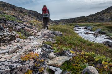 Hiking and Inuit village experience