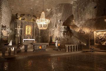 5-Hour Salt Mine Tour in Wieliczka from Krakow