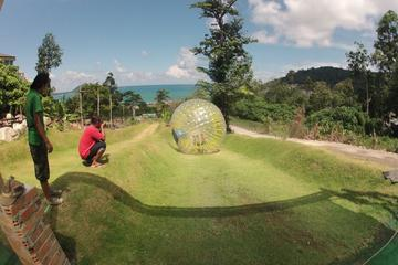 Rollerball Zorbing in Phuket