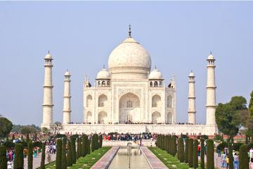 Private Tour: Taj Mahal Day Trip from Delhi