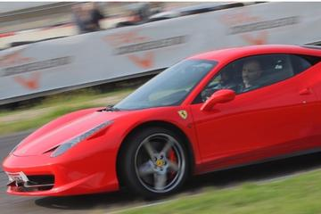 Choice of 4 or 7-Days Ferrari Test Drive Experience with Accommodation in Milan
