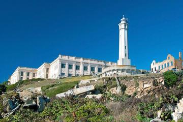 Bytur i San Francisco og til Alcatraz med valgfritt cruise i bukta og...