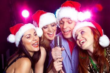 San Francisco Christmas Karaoke Tour