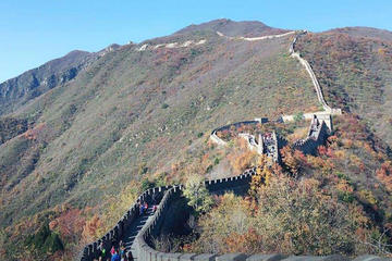 Private Full-Day Mutianyu Great Wall PLUS ONE SPOT with English-speaking Driver