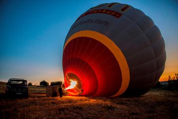 1-Hour Sunrise Hot Air Balloon Flight over Cappadocia