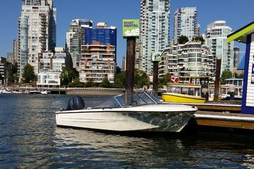 Vancouver Boat Rental for up to 4...