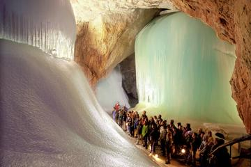 Private Ice Caves, Waterfalls, Salt