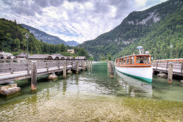 Private Eagle's Nest and King's Lake Tour including all Entrance Fees