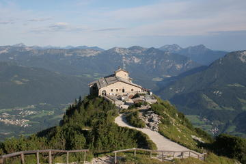 Private Eagles Nest and Highlights of the Bavarian Mountains Day Trip...
