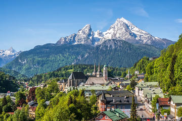 Private Half-Day Eagle's Nest Tour from Salzburg