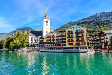 Private Tour: Austrian Lakes Day Trip...