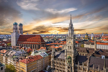 Traslado privado a Múnich desde...