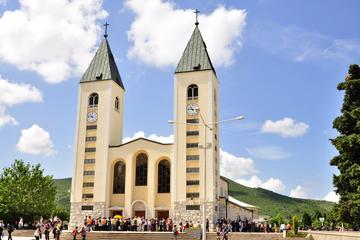 Bosnia and Herzegovina: Medjugorje Private Day Trip from Zadar