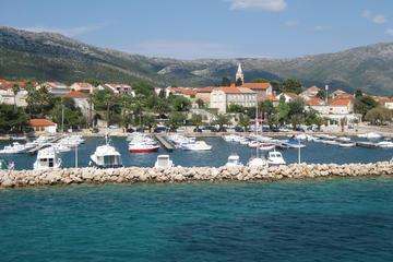 Dubrovnik to Orebic Private One-Way Transfer