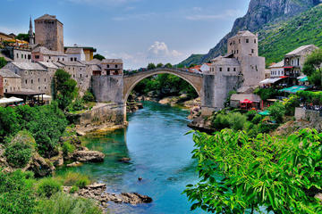 Pocitelj and Mostar Private Day Trip ...