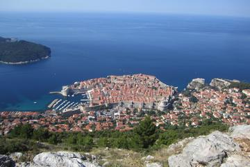 Private Tour: Dubrovnik Panorama to hill Srd