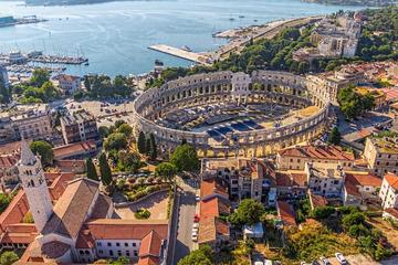 Private Tour: Pula Panorama by Car