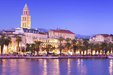 Split Private Day Trip from Zadar