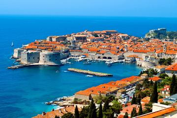 Tivat to Dubrovnik Private One-Way Transfer
