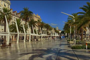 Zadar to Split Private One-Way Transfer