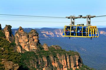 Heldagstur till Blue Mountains och flodkryssning på Parramatta