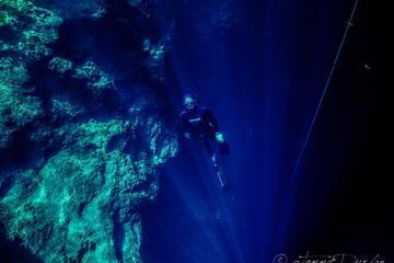 Freediving Training Session