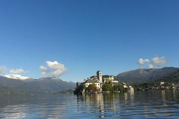 Private Tour of Orta San Giulio on Lake Orta