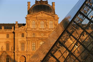 Tour privato del museo del Louvre con prelievo dall'hotel