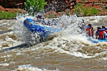 Colorado River Rafting at Fisher Towers
