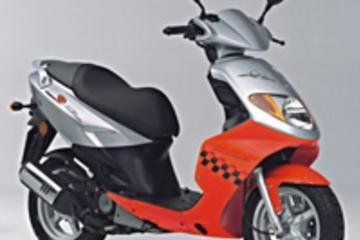 Aluguel de scooter