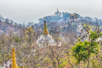 Day Trip to Sagaing Ava and Amarapura from Mandalay