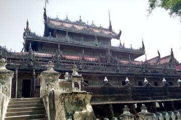 Private Full-Day Mandalay and Mingun...