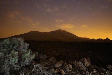 Mount Teide-Tour bei Nacht