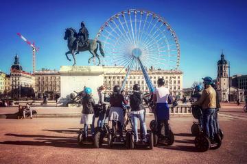 Visite de Lyon en Segway